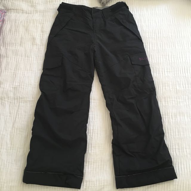 Billabong Snow Pants Girls 10