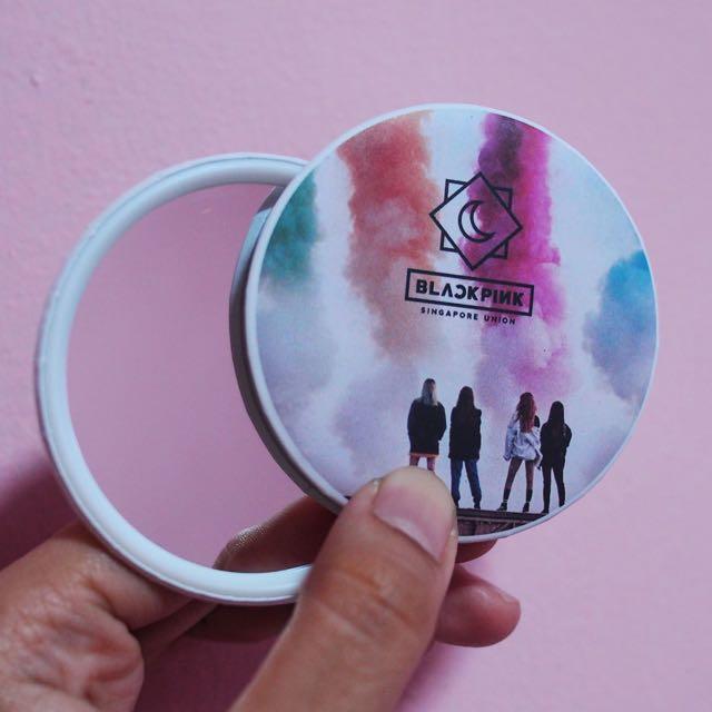 INSTOCKS] BLACKPINK 'STAY' Hand Mirror, Entertainment, K