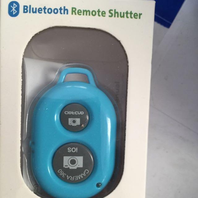 Bluetooth Selfie Controller