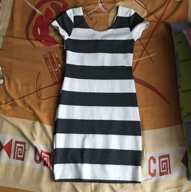 Body Stripes Dress
