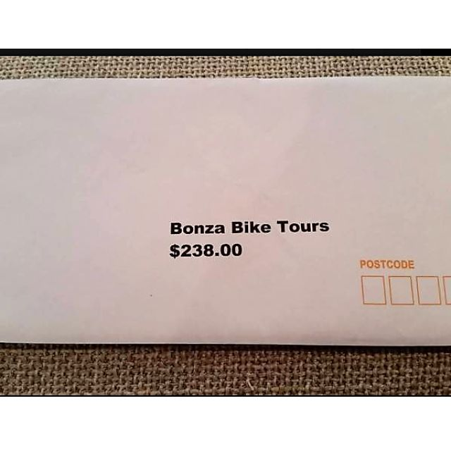 Bonanza Bike Tour for 2 People (Sydney Classic Tour)