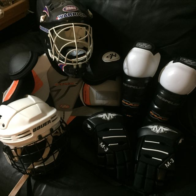 Boys Hockey Equipment