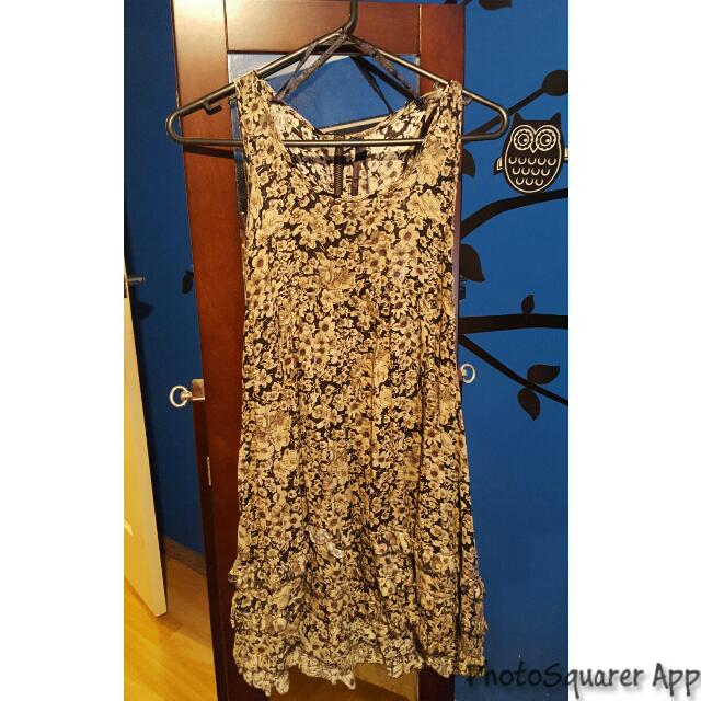 Brand New Floral Summer Dress XS
