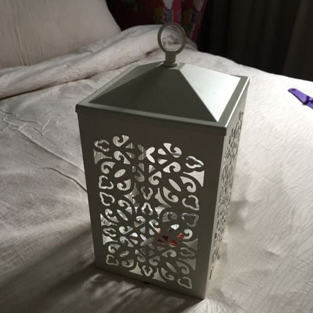 Candle Warmer Lantern With Yankee Candle