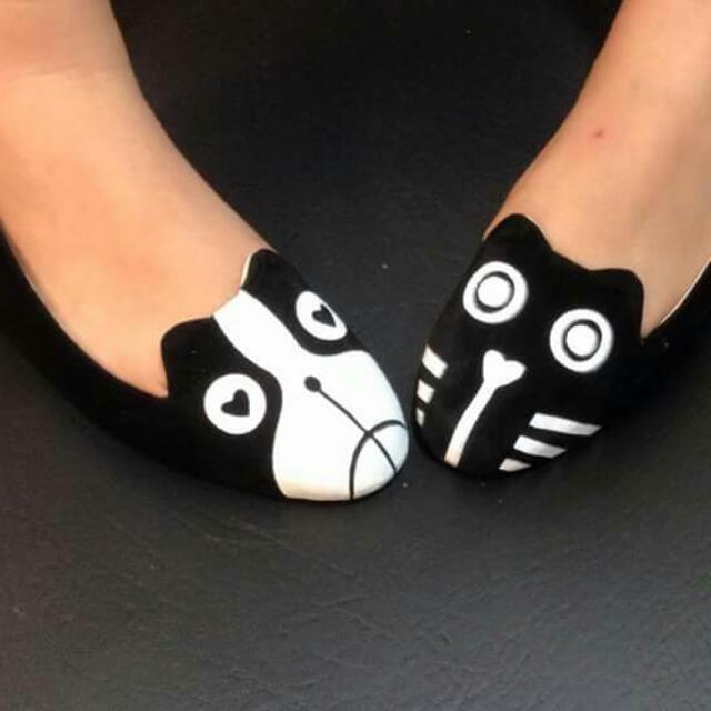Cat And Dog Shoes