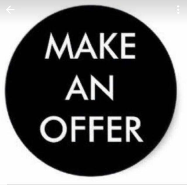 Cmon Guys Open To Deals