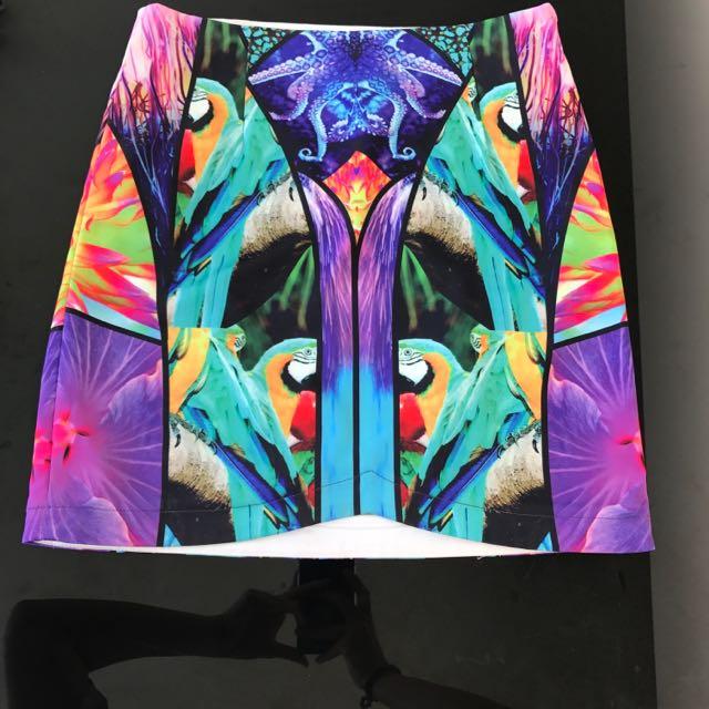 Colourful Premonition Skirt Medium