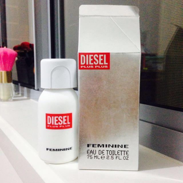 Diesel Plus Plus Feminine EDT Perfume Spray