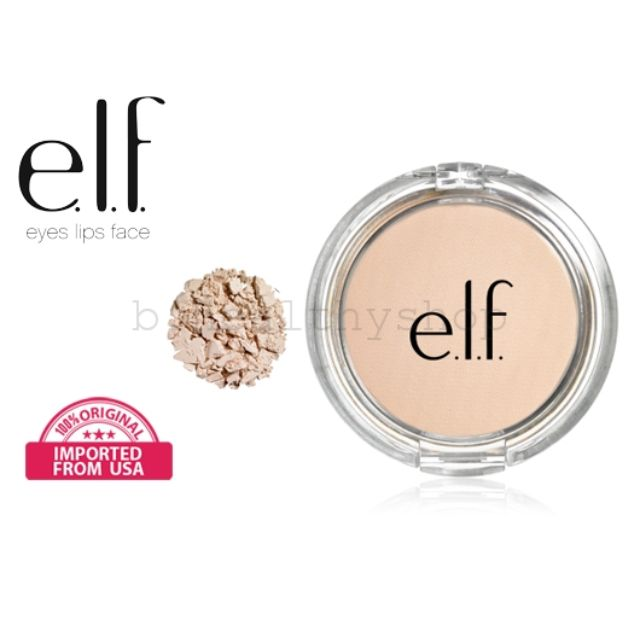 Elf Prime & Stay Finishing Powder in  Sheer