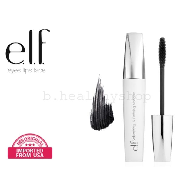 Elf Volumizing & Defining Mascara in Jet Black
