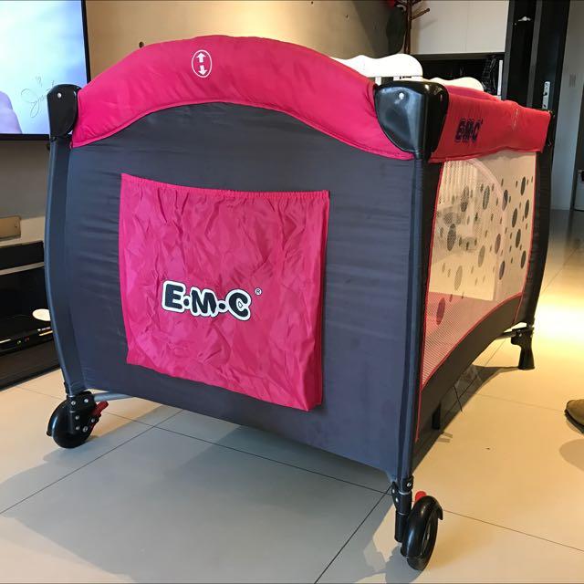 EMC親子遊戲床