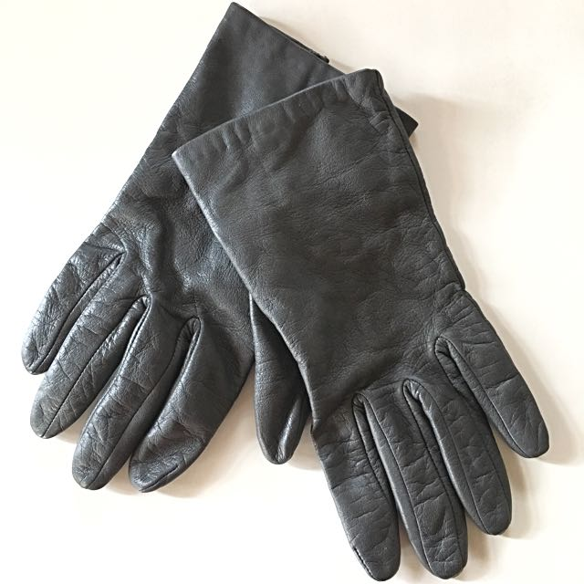 Faith Leather Gloves