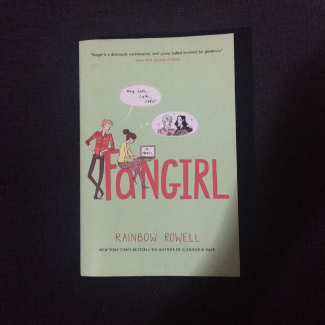 Fangirl By Rainbow Powell