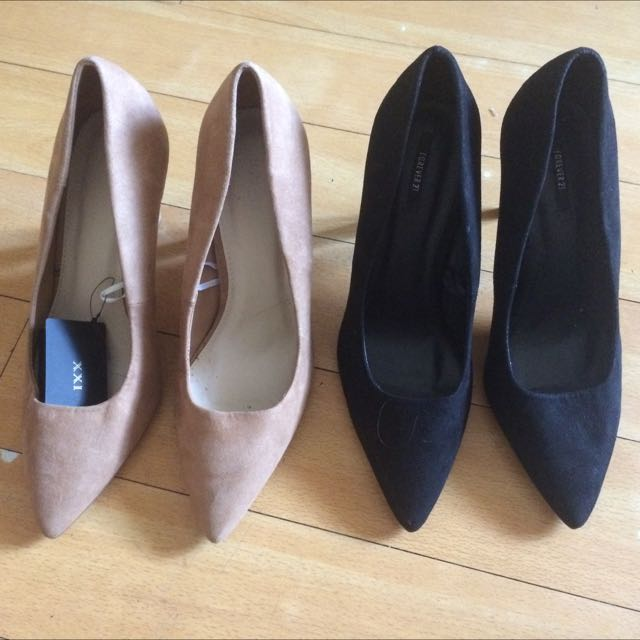 REPRICED Forever 21 Shoes Heels Pumps