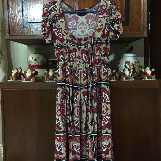 👱🏻♀️Get Laud! Geometrical Dress
