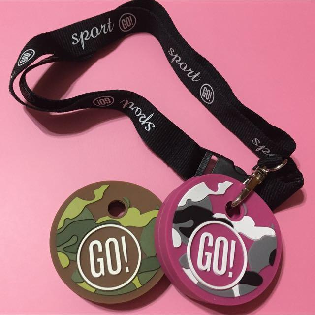 Gogoro迷彩 鑰匙套/鑰匙圈(2個只要500,共2色,皆含掛繩)