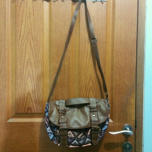 H&M Tribal Bag
