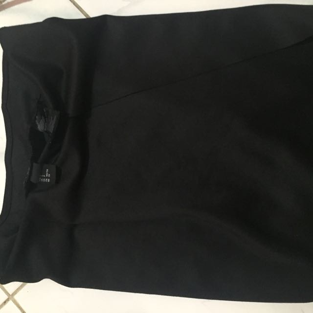 H&M Hm Black Skirt Size S