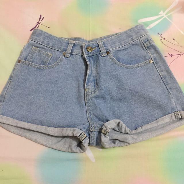 hotpants bkk blue jeans