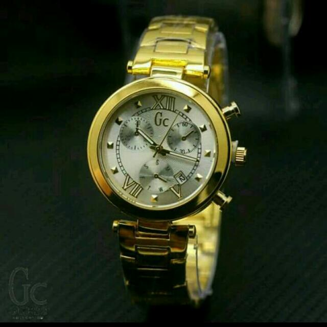 Jam tangan GC import