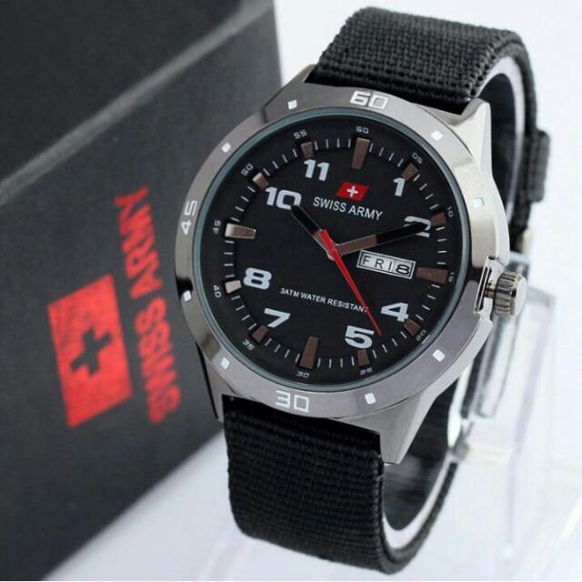 Jam tangan swiss Army Kafan