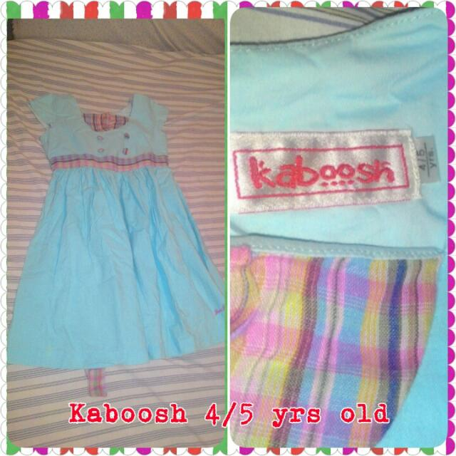 Kaboosh