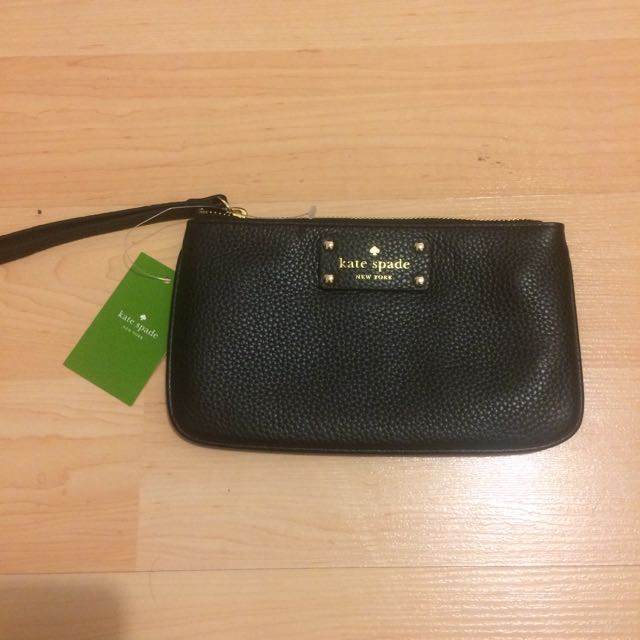 "Kate Spade ""Zippered Chrissy"""