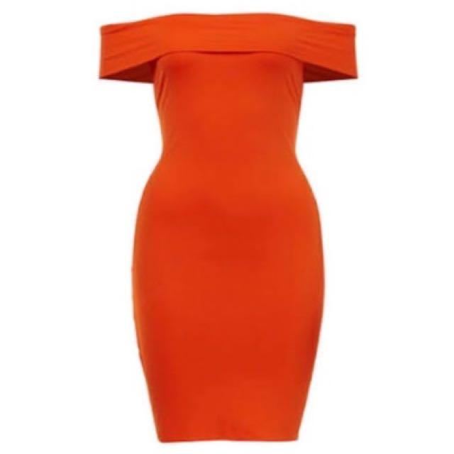 """KOOKAI size 1 Off The Shoulder """"Yvette dress"""" RRP. $120"""
