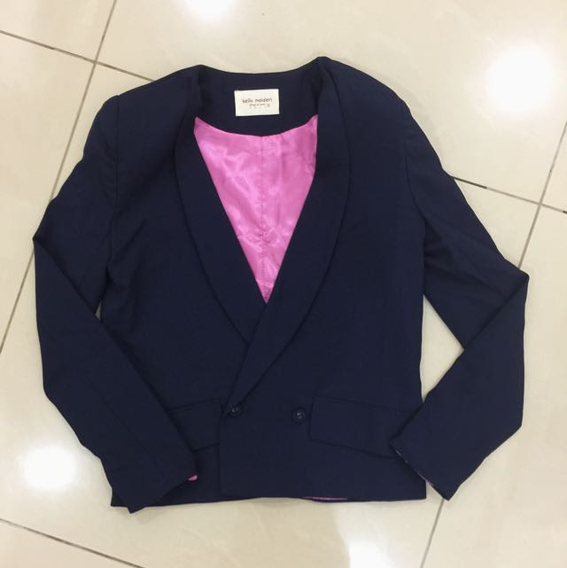 Korean Blazer