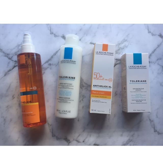 La Roche Posay Skincare Set RRP $120