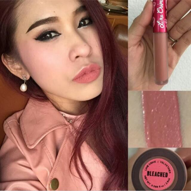 Lime Crime Bleached