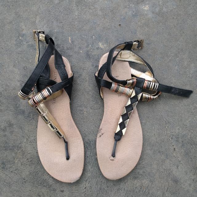 London Rebel Sandals