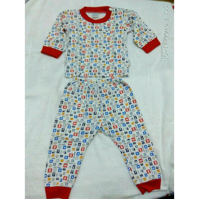 Long Sleeves Pajama Set *PRICE REDUCED