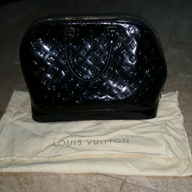 Louis Vuitton Paris Travel Bag