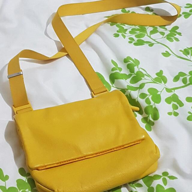 Mandarina Duck Crossbody Bag Authentic