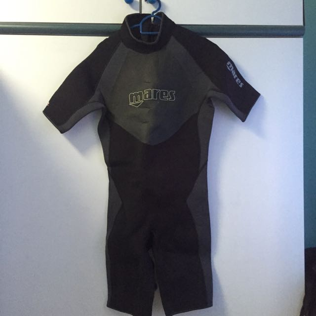 Mares Wetsuit