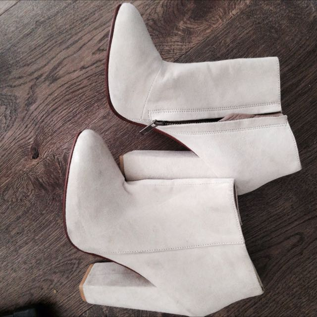 Maurie & Eve Suede Boots