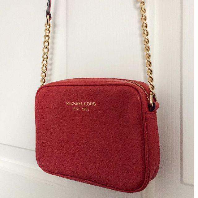 Michael Kors Jet Set Small Crossbody