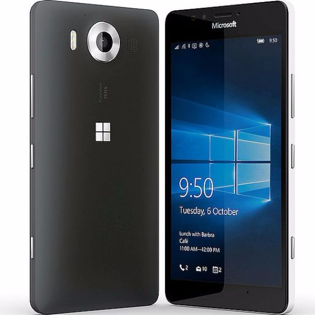 Microsoft Lumia 950 XL Dual Sim 3GB (Black)