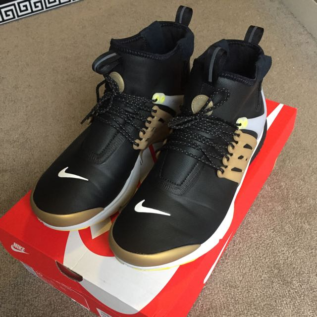 Nike Air Presto Mid Util US10