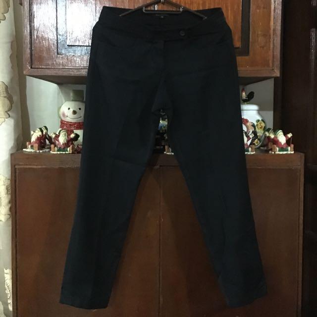 👱🏻♀️Paperdolls Black Office Pants