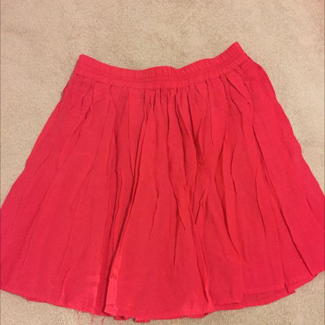 Pink, Ardene Skirt