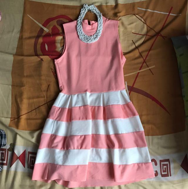 Pink Cute Dress