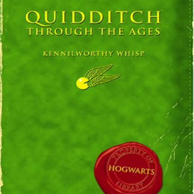 Quidditch Through The Ages EBOOK