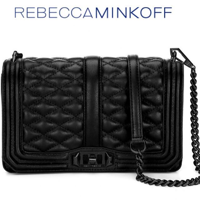 404ebc450363 Rebecca Minkoff Love Crossbody Quilted Boy Flap Bag, Luxury, Bags & Wallets  on Carousell