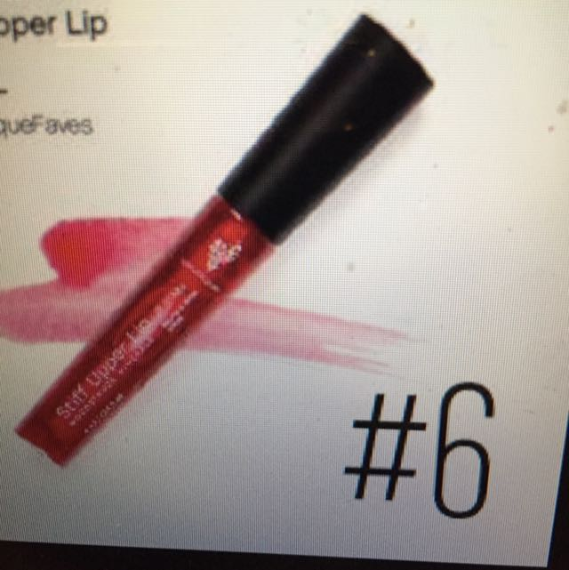 Red Lip Stain