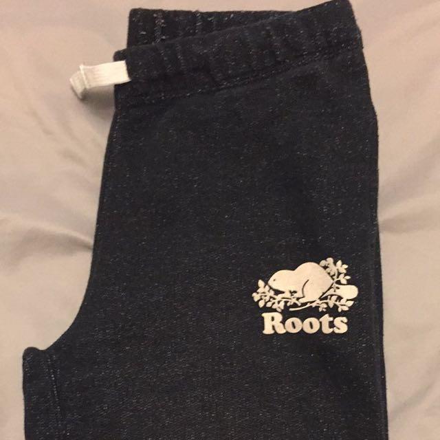 Roots kids pants size 14