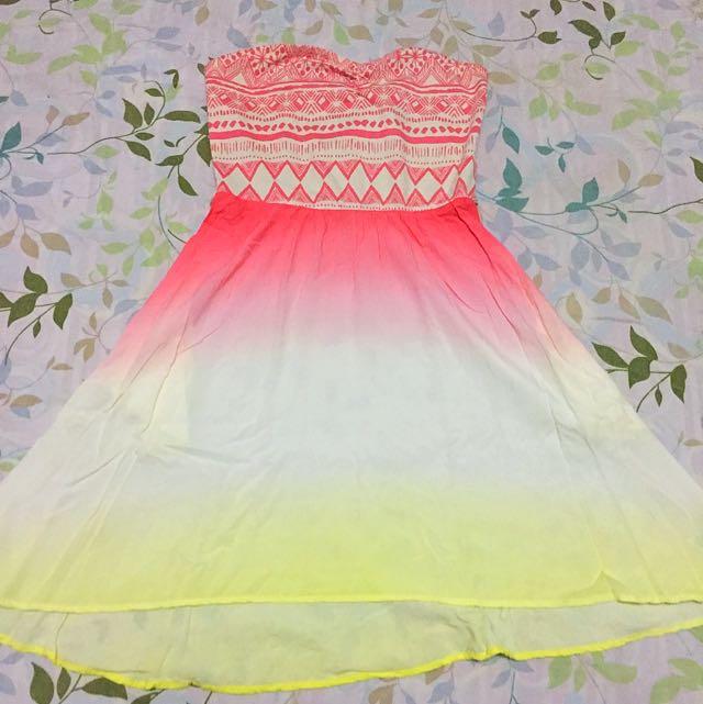 Roxy Ombre Dress