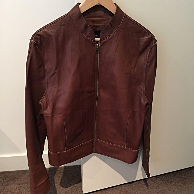 Saba Leather Jacket