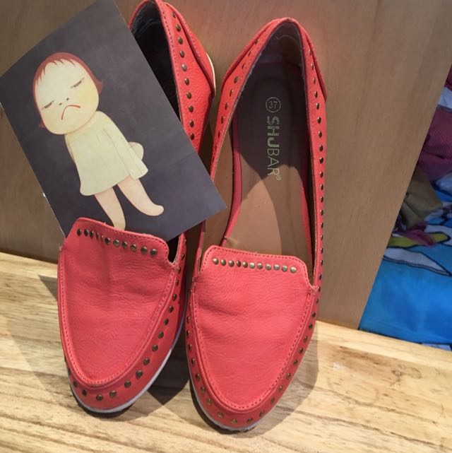 Shubar Flat Shoes